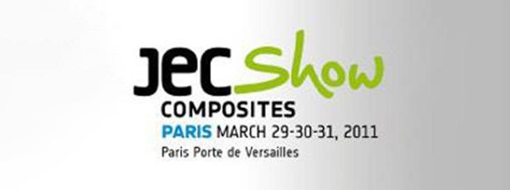 Впервые участвовал в зарубежной выставке JEC, ведущий отечественное оборудование для резки за границу.