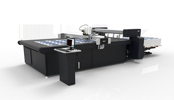 BK3 Высокоскоростной цифровой автомат для резки